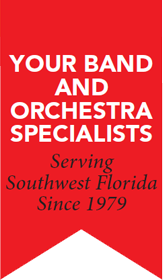 Your Band and Orchestra Specialist - Serving Southwest Florida since 1979