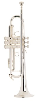 180S72 Stradivarius Bb Trumpet Outfit . Bach
