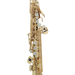 53J Series III Jubilee Edition Bb Soprano Saxophone Outfit . Selmer Paris