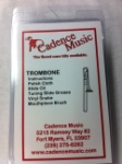 American Way Mk TCK1390 Cadence Trombone Care Kit