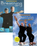 Breathing Gym (book and 2 dvd's) . Any Instrument . Various