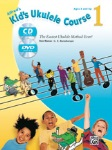 Alfred's Kids Ukulele Course v.1 w/CD and DVD . Ukuelel . Manus/Harnsberger