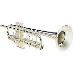 TRQ10S Q Series Bb Trumpet Outfit . Shires