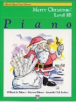 Alfred's Basic Piano Course: Merry Christmas! v.1B . Piano . Various