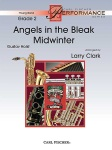 Angels in the Bleak Midwinter . Concert Band . Holst