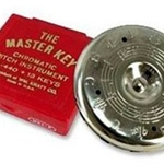 MK2 Master Key Chromatic Pitch Pipe (c-c) Kratt