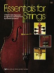 Essentials For Strings v.1 . Violin . Anderson