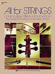 All For Strings v.1 . Bass . Anderson
