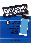 Developing Band v.2 w/CD (score only) . Concert Band . Edmondson