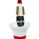 171 Stonlined Bass Trombone Cup Mute . Humes & Berg