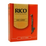RICOBC Bass Clarinet Reeds (box of 10) . Rico