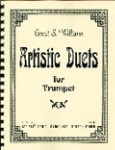 Artistic Duets . Trumept Duet . Williams