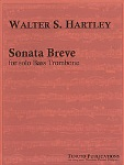 Sonata Breve . Bass Trombone . Hartley