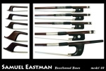 BB40BF Double Bass Bow (3/4, french, brazilwood) . Eastman