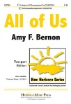 All of Us (2-part) . Choir . Bernon