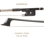 JP2034 Cello Bow (4/4, carbon fiber) . Jon Paul