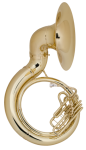 20KW BBb Sousaphone Outfit . Conn