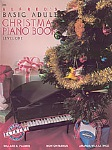 Alfred's Basic Adult Christmas Piano Book v.1 . Piano . Various