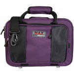 Pro-tec MX307PR Max Clarinet Case (purple) . Protec