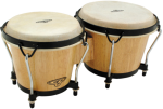 LatinPercussion CP221 CP Traditional Bongo (natural) . Latin Percussion