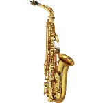 YAS-82ZII Custom Z Alto Saxophone Outfit (gold lacquered). Yamaha