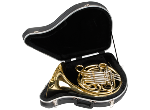SKB-370 French Horn Case (fixed bell) . SKB