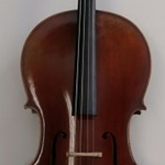 VC605 Antique Cello Outfit (4/4) . Eastman