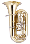 John Packer Ltd JP379B Sterling Bb Rotary Tuba Outfit . John Packer