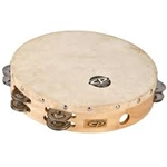"TH-200 Wood Tambourine (10"") . Suzuki"