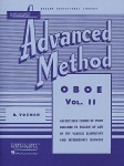 Rubank Advanced Method v.2 . Oboe . Voxman/Gower