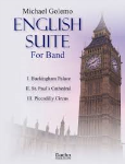 English Suite for Band . Concert Band . Golemo