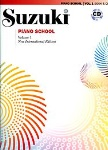 Piano School v.1 w/CD (international edition) . Piano . Suzuki