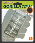 M3 products GT103CLR Gorilla Tips (large, clear) . M3