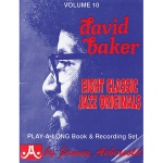 Aebersold Vol. 10  David Baker