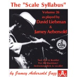 "Aebersold Vol 26 The ""Scale Syllabus""  W/CD"