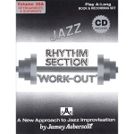 Aebersold Vol. 30A  Jazz Rhythm Section Workout  W/CD
