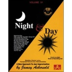 Aebersold Vol. 51 Night and Day  W/CD