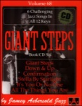 Aebersold Vol. 68 Giant Steps  W/CD