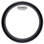 "Evah Pirazzi BD22EMADCW EMAD Coated Bass Drum Head (22"") . Evans"