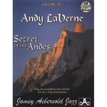 Aebersold Vol. 101  Andy LeVerne Secret of the Andes  W/CD