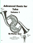 Advanced Duets v.1 . Tuba Duets . Sear