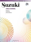 Suzuki Viola School v.1 (w/CD) . Viola . Various