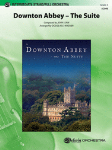 Downton Abbey -The Suite . Full Orchestra . Lunn