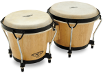 LatinPercussion CP221AW Tradtional Bongos (natural) . LP