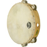 "CP380 Tambourine w/Head (10"", double row) . CP"