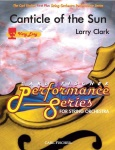Canticle of the Sun . String Orchestra . Clark