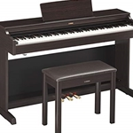 YDP-163R Arius Traditional Console Digital Piano (rosewood) . Yamaha