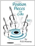 Position Pieces v.2 . Cello . Mooney