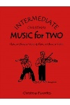 Intermediate Christmas Music for Two . Flute/Oboe/Violin and Flute/Oboe/Violin . Various