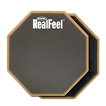 HQ Percussion RF-12G HQ Real Feel Practice Pad 12""